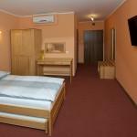 pokój hotelowy pod Bydgoszczą